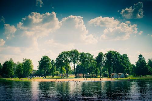 """Ludzas Mazais ezers, """"Radziņš"""""""