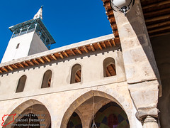 _C283158.jpg (Syria Photo Guide) Tags: city minaret mosque syria damascus       ayyubid  damascusgovernorate damascusregion danieldemeter syriaphotoguide  alsalhiyeh alhanabalehmosque