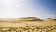 Qatar - Desert (Vetti Payyan) Tags: summer canon sand desert offroad 4x4 dune suv sanddunes offroading qatar dunebashing canon60d summerdesert