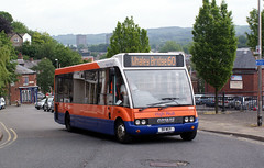 ches - centrebus-high peak 269 macclesfield 31-5-14 JL (johnmightycat1) Tags: bus cheshire solo optare