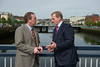"""Talking to Taoiseach about Jobs in Cork • <a style=""""font-size:0.8em;"""" href=""""http://www.flickr.com/photos/86095592@N07/14475658568/"""" target=""""_blank"""">View on Flickr</a>"""