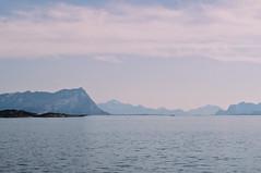 Lofoten - First Impression (Matthias J.W.) Tags: ocean travel sea summer sun norway island islands boat adventure lofoten