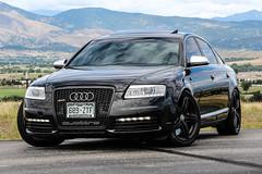 Audi RS6 C6 V10 (Hunter J. G. Frim Photography) Tags: black mountains race sedan colorado photoshoot audi mtm 2008 rs rare exclusive supercar awd v10 sportscar c6 rs6 biturbo audirs6 facelifted phantomblack audirs6c6 audirs6c6sedan