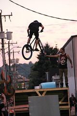 Dead Baby Downhill 18 (mightymoss) Tags: seattle baby dead barrel bikes georgetown downhill bicycles tavern wa 18 2014