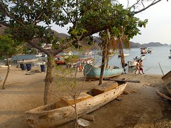 "Plage de Taganga • <a style=""font-size:0.8em;"" href=""http://www.flickr.com/photos/113766675@N07/14670797217/"" target=""_blank"">View on Flickr</a>"