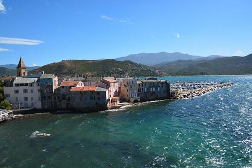 View on Saint-Florent (Corsica, France 2014)
