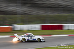 Porsche 934/5 (belgian.motorsport) Tags: classic race fire grand racing prix flame porsche oldtimer drm flaming gp deutsche racecars revival 2014 nrburgring nurburgring exhuast 9345 rennsportmeisterschaft