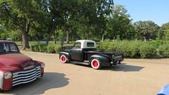 IMG_7026 (neals49) Tags: show chevrolet truck spectacular kansas custom sled lead salina mueller kustoms kkoa