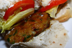 Miniature burgers (WorldClick) Tags: food brown white chicken canon tomato bread eos miniature photo juicy yummy flickr photographer burger indian sesame small tomatoes spice salt seed powder meat east lettuce photograph delight burgers slice buns lamb peppers pakistani chilli coriander turmeric cumin eastern paprika bun haldi flavour cusine jeera phototgraphy dhaniya canom 1100d zeera canoneos1100d worldclick