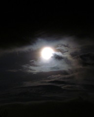 Summer Moonlight 2 (young eclectic images) Tags: sky moon night clouds fullmoon moonlight nightsky approachingstorm jpy summermoon youngeclecticencountersblogspotcom