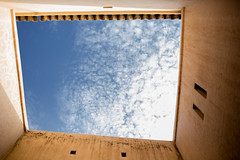 always looking up (Jason Clifton) Tags: africa sky streets architecture 35mm canon market streetphotography morocco marrakech medina souks nozoom primelens 35mml 35mmf14l marrakechmorocco ef35mmf14lusm canon5dmarkiii
