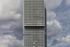 De Rotterdam van Koolhaas (Pieter Musterd) Tags: holland architecture canon rotterdam nederland remkoolhaas highrise nl kopvanzuid modernarchitecture architectuur rotjeknor derotterdam modernearchitectuur musterd wolkekrabber pietermusterd verticalestad pmusterdziggonl