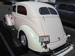 1937 Ford Slantback 'THR T 7' 3 (Jack Snell - Thanks for over 24 Million Views) Tags: ca old cruise wallpaper classic ford wall vintage paper t antique vacaville 7 historic fosters freeze nights oldtimer veteran 1937 thr slantback jacksnell707 jacksnell