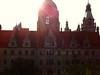 Rathaus Hannover (rckem) Tags: himmel hannover rathaus sonne sonnenaufgang neuesrathaus rathaushannover sonnenaufganghannover