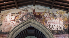 oxford-4-050814 (Snowpetrel Photography) Tags: architecture churches murals oxfordshire wallpaintings medievalart churcharchitecture churchinteriors churchfurniture southleigh smcpdfa100mmf28 pentaxk5