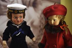 Куклы королевы Елизаветы