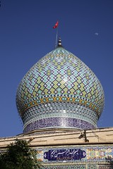 Shiraz - Ali Ebn-e Hamzeh Shrine (Rolandito.) Tags: shrine iran ali shiraz hamzeh ebne
