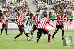 "DFL BL14 FC Twente Enschede vs. Borussia Moenchengladbach (Vorbereitungsspiel) 02.08.2014 029.jpg • <a style=""font-size:0.8em;"" href=""http://www.flickr.com/photos/64442770@N03/14870403742/"" target=""_blank"">View on Flickr</a>"