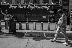 New York Sightseeing (Giovanni Savino Photography) Tags: newyorkcity newyork streets streetphotography belly bigbelly sightseeingtour newyorksightseeing summerinnewyork newyorksummer newyorkstreetphotography magneticart newyorksightseeingtour giovannisavino humansofnewyork