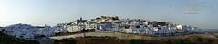 Vejr de la Frontera (osolev) Tags: panorama espaa landscape spain europa europe cityscape village pano pueblo paisaje andalucia panoramica cadiz stitched paisajeurbano vejer autopano vejerdelafrontera osolev