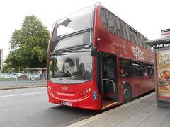 WF63LYO (jeff.day48) Tags: 21 plymouth redflash adl royalparade goahead plymouthcitybus enviro400