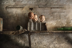 The door closed (andre govia.) Tags: doll decay down creepy urbanexploration horror ghosts derelict decayed decaying urbex decayedbuildings andregovia