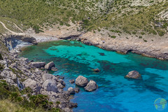 Cap de Formentor (helmair) Tags: strand reisen meer wasser sonnenuntergang urlaub kathedrale mallorca sonne majorca balearen palmademallorca capdeformentor kathedralelaseu