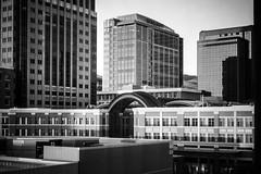 Salt Lake City (KatrinaDB) Tags: city blackandwhite 35mm fuji monochromatic saltlakecity slc xt1 fujixt1