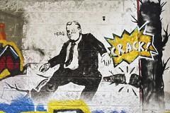 An oldie but a goodie (designwallah) Tags: streetart stencils toronto ontario canada failure urbanexploration queenstreetwest fail crackhead robford crackmayor olympusomdem5 olympusm1240mmf28