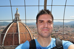 Vistas desde el Campanile del Duomo (Toni Escuder) Tags: italy europa europe italia campanile florencia firenze duomo toscana cupula campanario brunelleschi toscany cpula santamaradelfiore