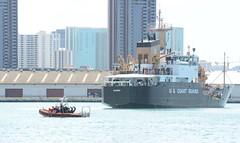 Week in the Life 2014 (Coast Guard News) Tags: coastguard hawaii pier us unitedstates oahu operations hi honolulu cutter underway molle crewmembers kukui morgenthau weekinthelife2014