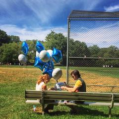 Party Time (@ddimick) Tags: balloons arlingtonva
