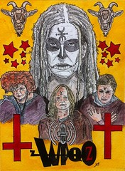 Lords of Salem by John R. Pleak 2014 (johnr.pleak) Tags: poster witch evil hollywood salem monsters witches witchcraft posterart exorcist omen robzombie 2014 famousmonsters horrorfilm fangoria horrormovies famousmonstersoffilmland spfx horrorart thelordsofsalem johnrpleak johnpleak