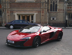 McLaren 650S Spyder, Mayback 62 (p3cks57) Tags: uk red london beauty car fast spyder best mclaren british supercars knightbridge mayback 650s worldcars hypercars