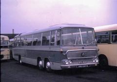 EFA494D (21c101) Tags: nottingham bedford 1966 viking broadmarsh duple vegamajor val14 efa494d