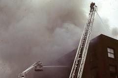 Ponet Square Hotel Fire Sunday September 13 1970