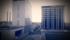 Parking Garage POV (Kenneth Wesley Earley) Tags: spokane spokanewa downtownspokane 99201 spokanistan spokandyland