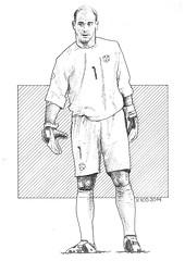 Marcos Goleiro do Palmeiras
