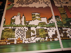 NYC, 12000 pieces, Ravensburger (richieinnc) Tags: puzzle jigsaw 9000 ravensburger