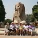 Alabaster Sphinx Saqqara