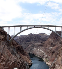 Arched (When lost in.....) Tags: arizona lake hot wet water nevada dry hooverdam lakemead build northwesternarizona southernnevada