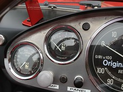 1957 Ferrari 315S Scaglietti Spyder (mangopulp2008) Tags: uk court ferrari spyder september 1957 hampton concourse elegance scaglietti 2014 315s 2014oncourse