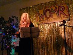 Mary Martin, the host of Frank's Ukulele Bash 2014 082 (wildukuleleman) Tags: mary martin franks ukulele bash 2014 provincetown massachusetts womr franksukulelebash2014 wildukuleleman