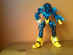 The Goodwill Sniper (15) (EMMSixteenA4) Tags: light self work dark that mirror flickr ranger order good progress 7 wip help will sniper advice bionicle gali critique pls moc lewa tahu nui roark mahri kopaka pohatu lesovikk mfin onua selfmoc lessovikk wreax