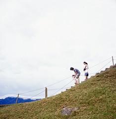 A Step (vivienne*) Tags: taichung   nantou  rolleiflex35fplanar fujifilmrdp100 qingjing