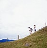 一步 A Step (vivienne*) Tags: taichung 家人 青青草原 nantou 走路 rolleiflex35fplanar fujifilmrdp100 qingjing清境