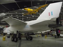 BAC TSR-2 XR222 Duxford 21-09-2014.1 (routemaster2217) Tags: aircraft aeroplane prototype duxford coldwar imperialwarmuseum iwm jetaircraft tsr2 xr222 britishaircraftcoportation