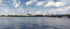 Riga (Andrey) Tags: world old bridge summer sky panorama clouds zeiss river landscape real town sony latvia carl alfa samples a7 riga lv daugava lettonie  sel55f18z sonnartfe1855 ilce7m2k lobstercity