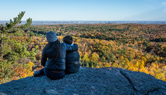 Showing Off Gatineau Park : October 23, 2016 (jpeltzer) Tags: ottawa gatineaupark gatineau fall fallcolours autumn kingmountain