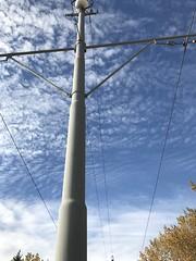 Fort Edmonton park 2016 (jasonwoodhead23) Tags: streetcar light stepped steel pole park fort edmonton alberta